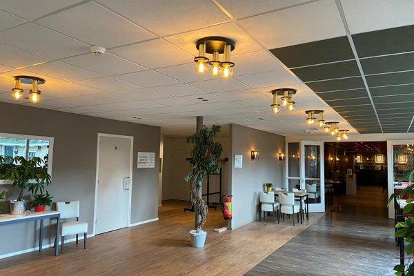 Plafond armatuur, hal verlichting