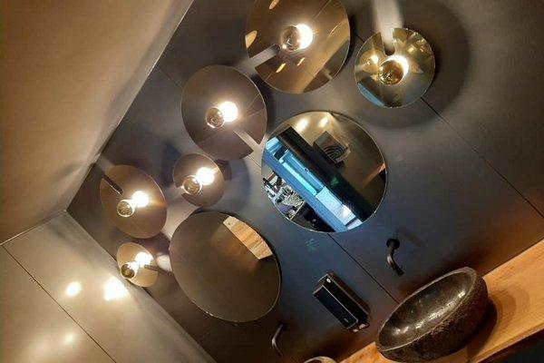 Wever & Ducre Mirro wandlamp