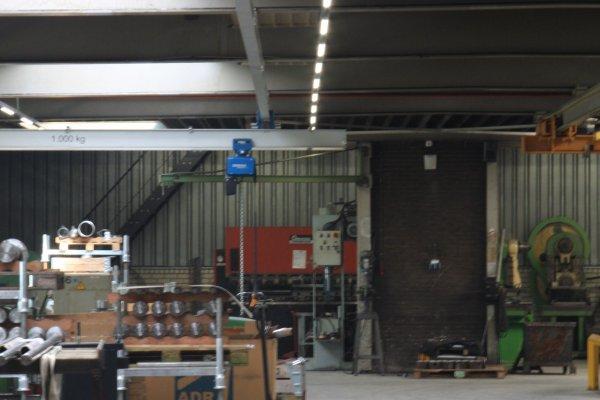 Fabriekshal verlichting KIG Terband
