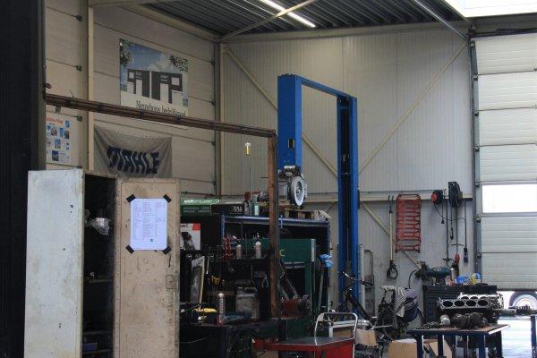 Berger Motorenrevisie Heerenveen