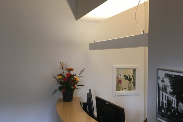 Pendelprofiel up/down werkplekverlichting