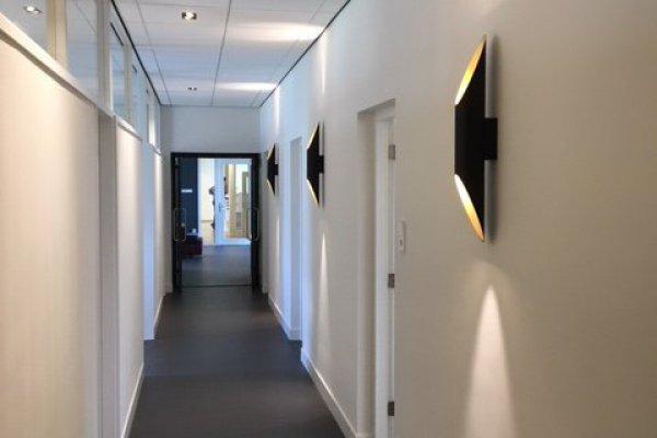 Kantoor verlichting Necarbo Beverwijk