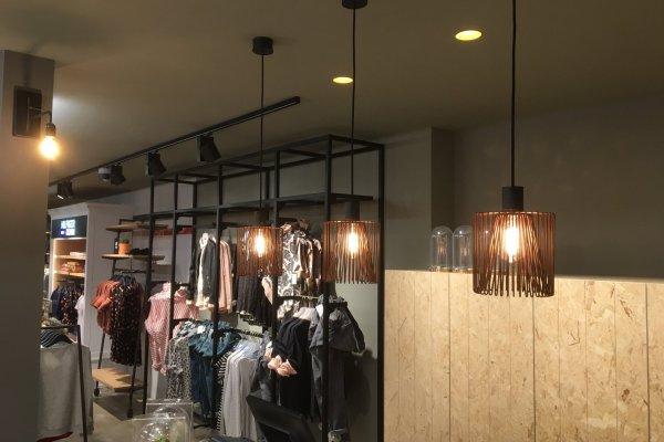 Winkelverlichting Up To Date Denim Drachten