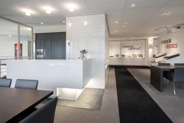 Plafond/ Bar verlichting Condor Carpets Light 4U Delta Light