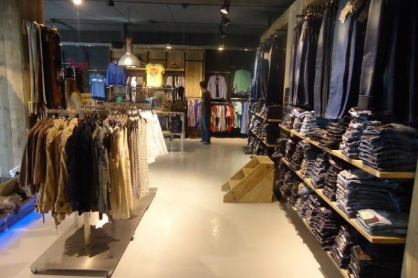 Winkelverlichting Let's Shop Marum