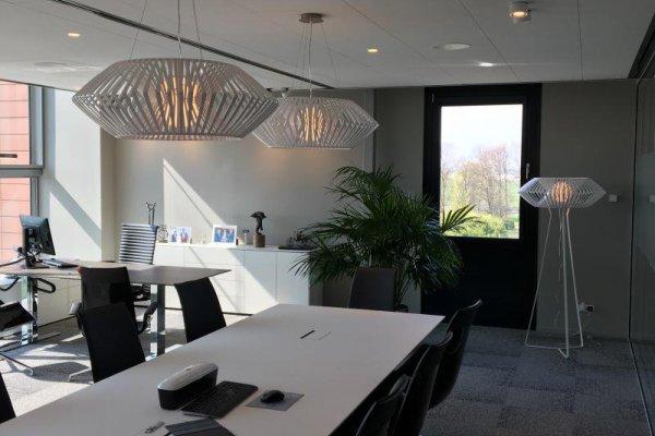 Kantoorverlichting Wensink Zwolle